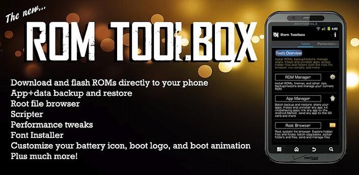 ROM Toolbox ProV5.1.6Build517 LuckyPatcherV2.0.9::�����::