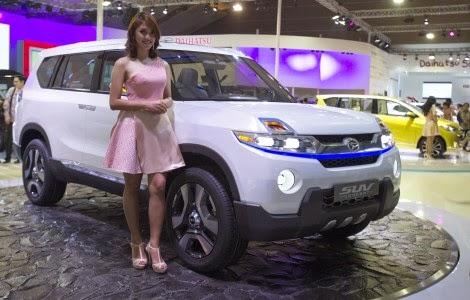 SPG Daihatsu SUV Concept IIMS 2014