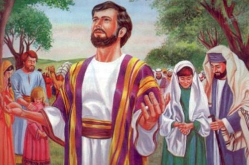 Pablo Matrimonio Biblia : El significado del ministerio para pablo corintios