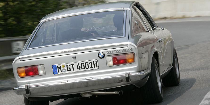 Fab Wheels Digest F W D 1969 Bmw 2002 Gt4 Concept By Frua