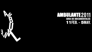 Gira de Documentales Ambulante 2011