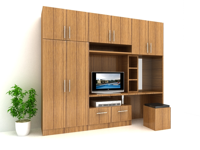 Lemari tv sekat minimalis auto design tech for Aksesoris kitchen set murah