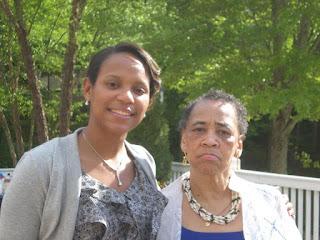 Grandma Moore and I - CEP