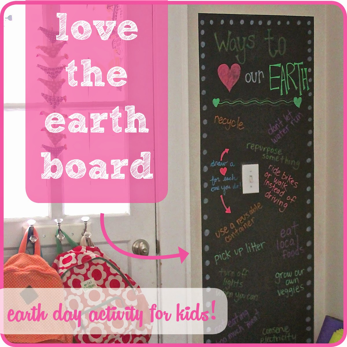 Love the Earth Board