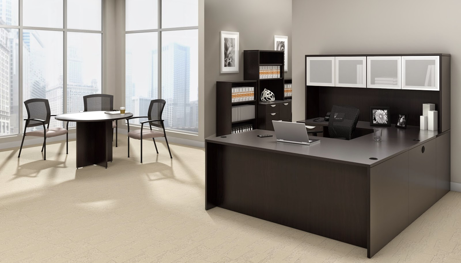 Executive Office Interior