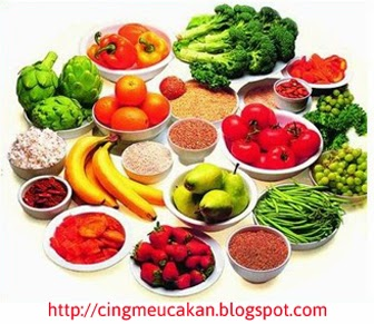 Sayuran antioksidan