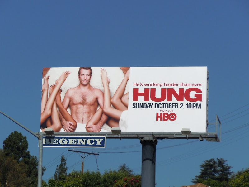 Hung season 3 billboard