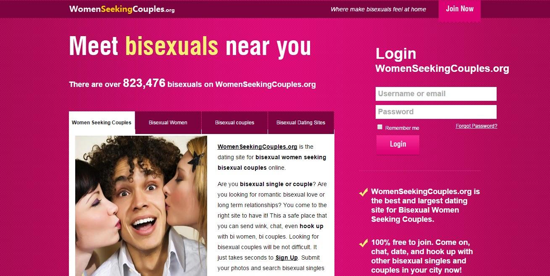 women seeking couples