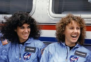 Mujeres astronautas 2ª parte: Las 2 damas del Challenger