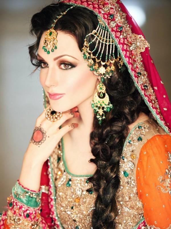 HD Bridal Makeup Vol: 1 ~ F9 MAG The New Fashion Magazine