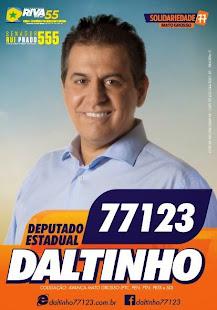 """""""DEPUTADO ESTADUAL DALTINHO DE FREITAS"""