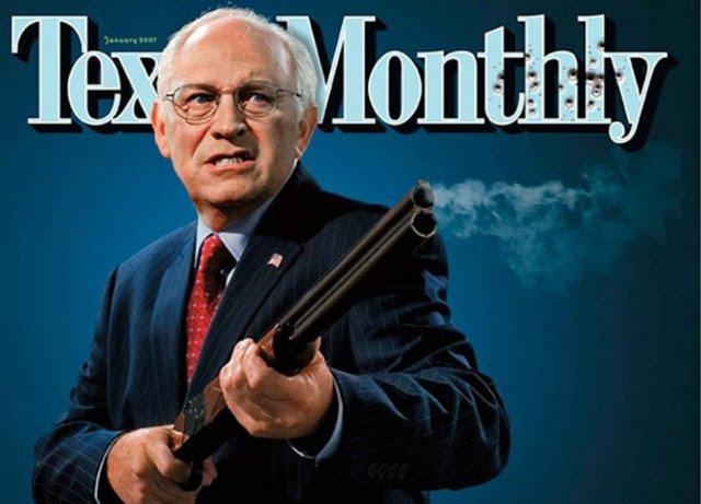 SCO'B (2): Dick Cheney a la caza de esclavas