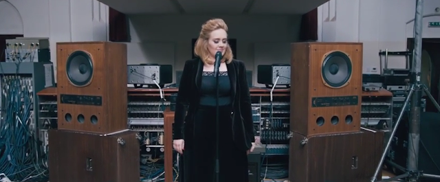 "Adele estrenó su nuevo single ""When We Were Young"""
