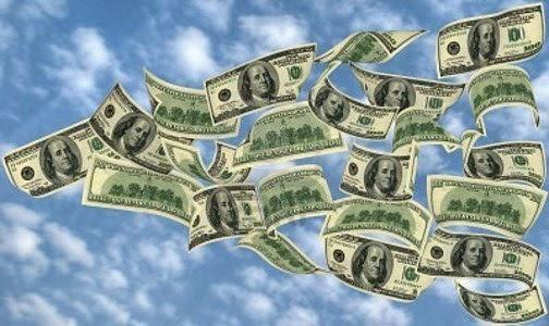 Caída de las reservas internacionales y el dolar.