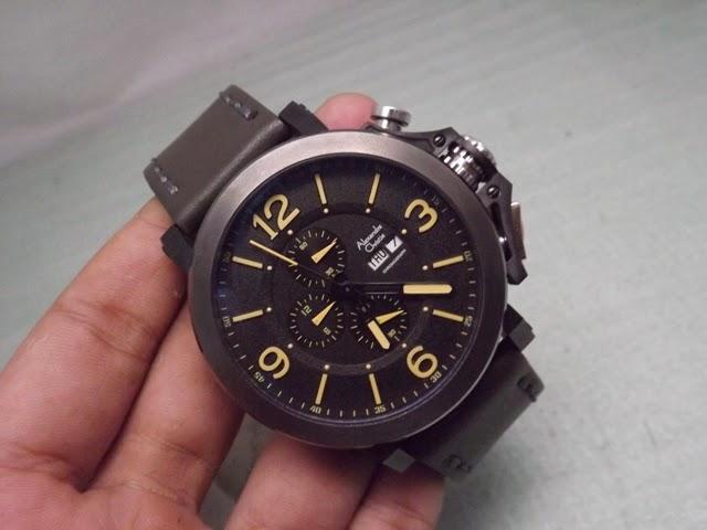Model jam tangan pria alexandre christie