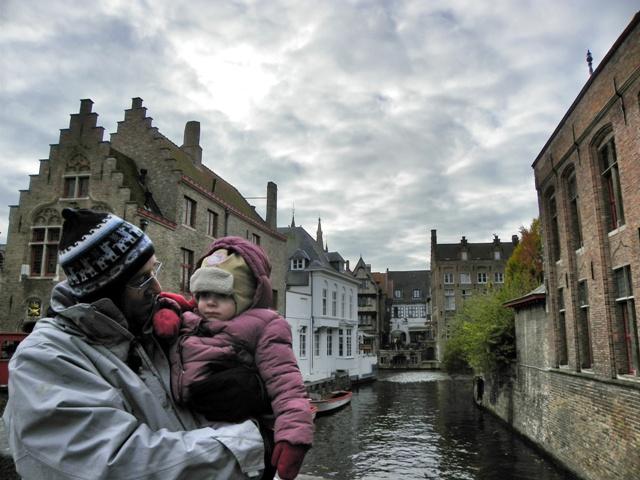 Vacaciones con niños en Bélgica