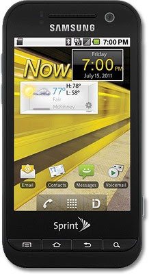Samsung Conquer 4G Specs