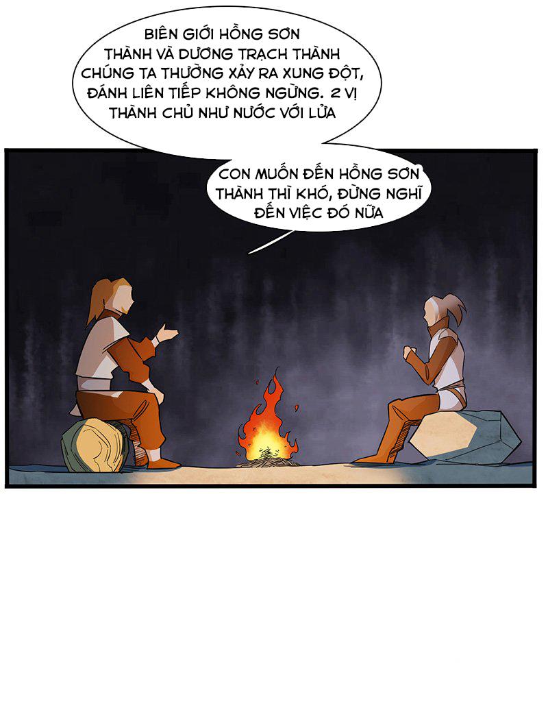 Bất Diệt Nguyên Thần - Chap 12