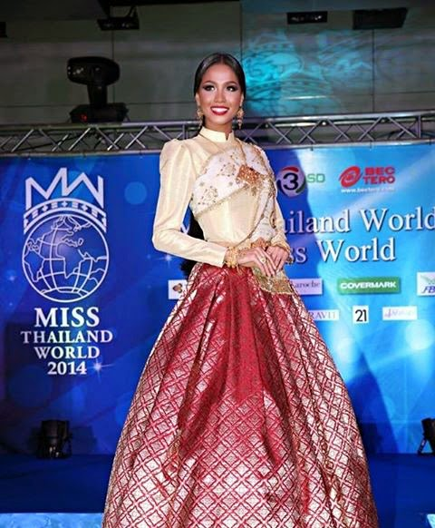 Miss World Thailand 2014