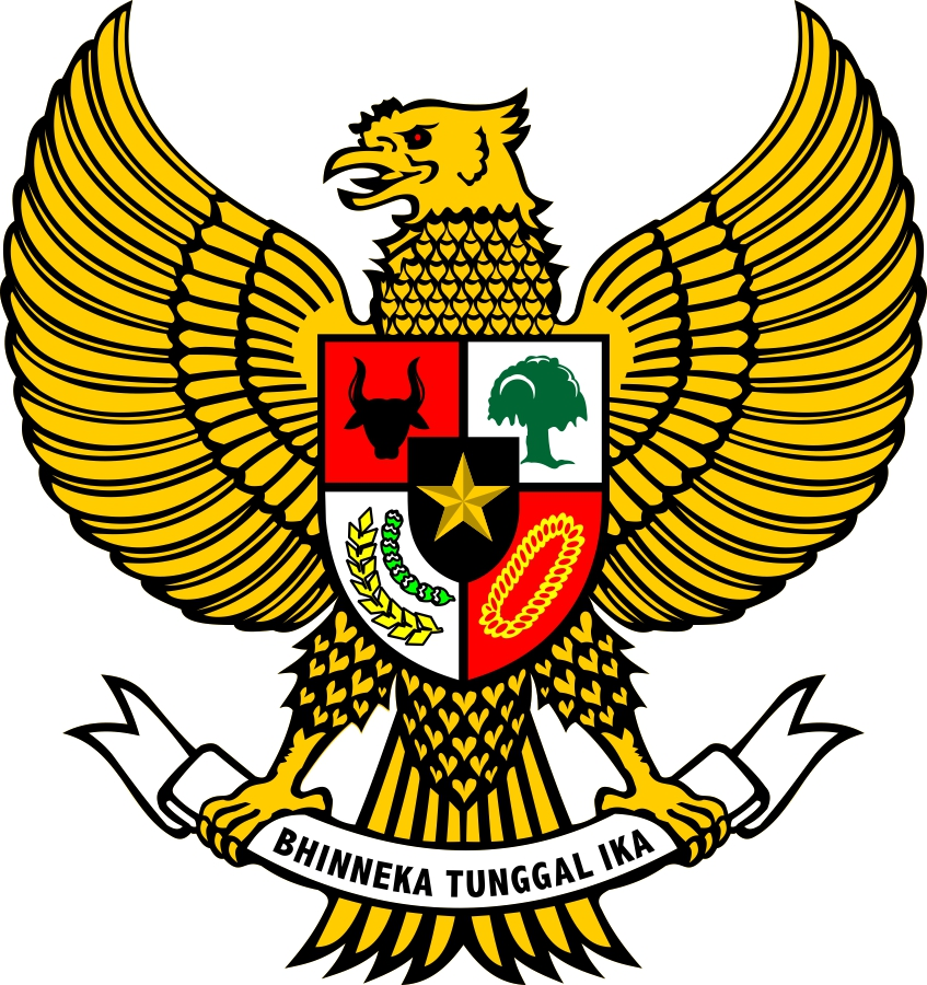 download gambar logo garuda pancasila