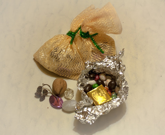 Подарки от гномов