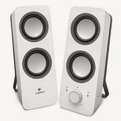 Logitech Multimedia Speakers Z200 with Stereo Sound for Multiple Devices worth Rs.2995 for Rs.699 Only