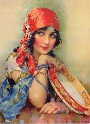 Cigana Menina Alexandra
