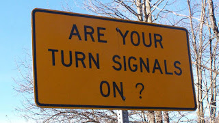 Car Road Sign Turning Signals Automobile