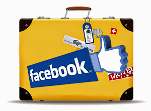 Llévanos en tu maleta y síguenos en FB
