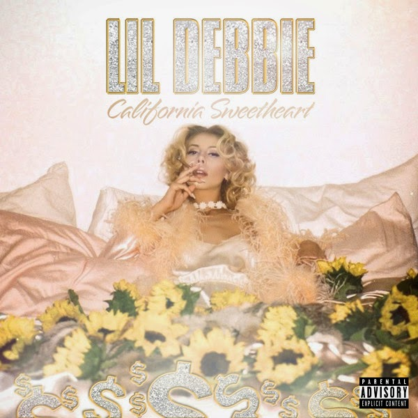 Lil Debbie - California Sweetheart - EP  Cover