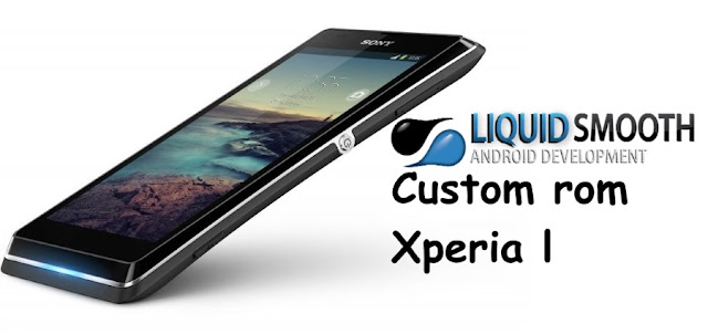 Install liquid smooth rom on Xperia L Taoshan C2104/C2105