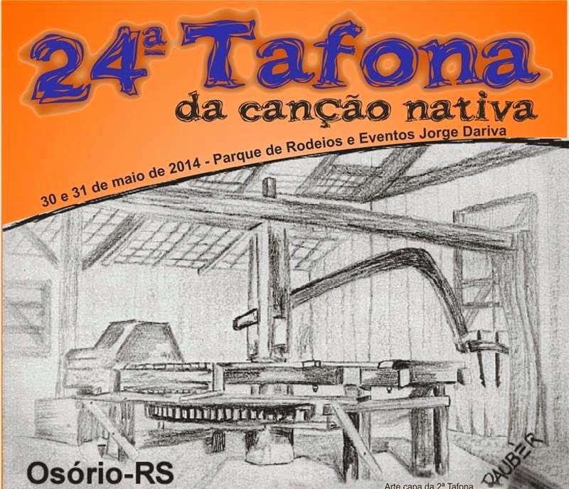 Festival Tafona da Canção Nativa - Osório/RS