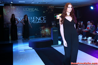 L'Oreal Paris Excellence Fashion Hair Color, hair color, hair care, L'Oreal Paris, L'Oreal Paris hair, excellence fashion, hair color trend, Hairstylist Chez Hamdan, Edgy Rock hair style, Sultry Vixen hair style, Urban Chic, Edgy Rock, Sultry Vixen