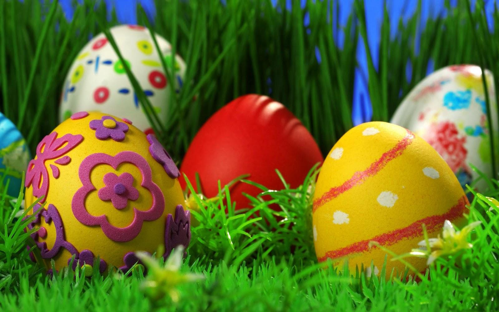 happy easter eggs hd - photo #11