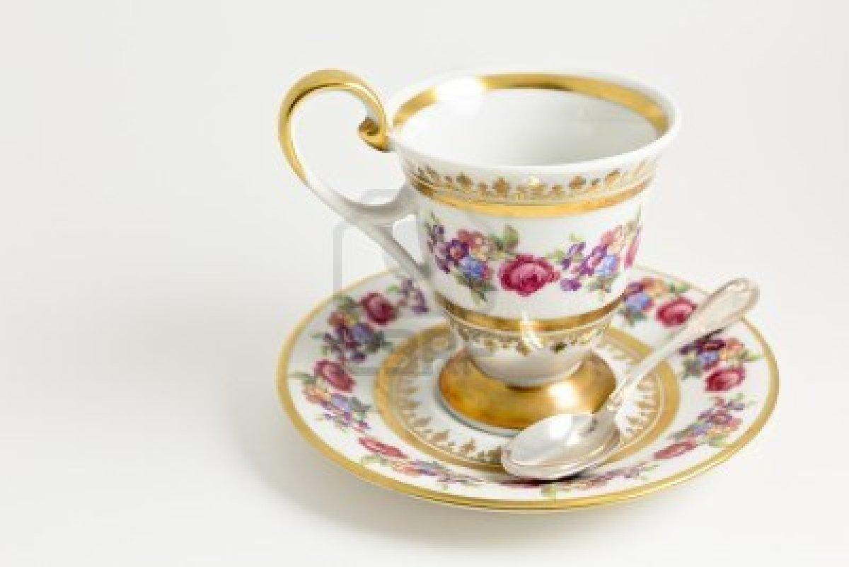Cosas para compartir tacitas de te o cafe muy hermosas for Tazas porcelana