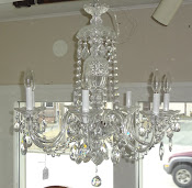 Amazing Crystal Chandelier