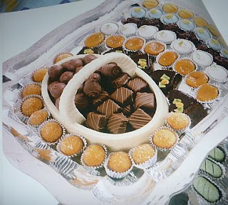 Chocolates and Sweets Buffet, Catering and Events organization, Part 1