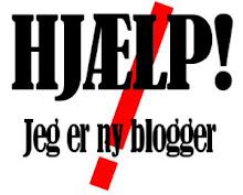 Hjælp til bloggere