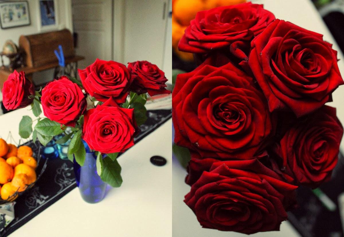 fem rosor betyder
