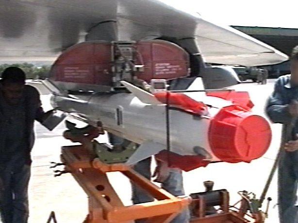 Fuerzas Armadas de Argelia R-73
