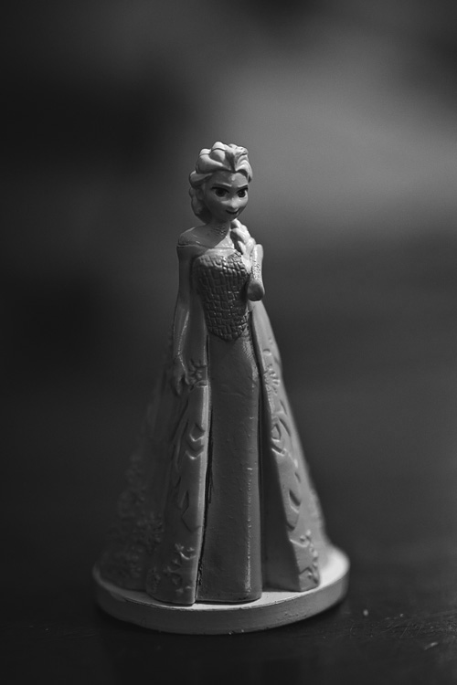 photo of Elsa from Frozen