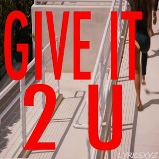 Robin Thicke -  Give It 2 U featuring 2 Chainz and Kendrick Lamar