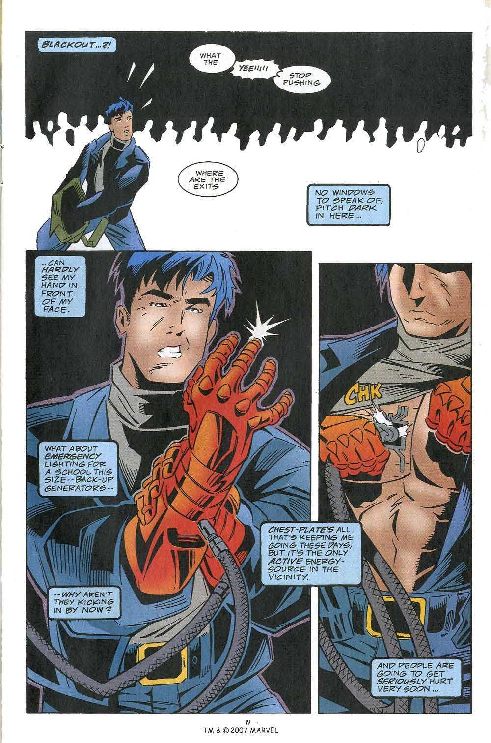 Captain America (1968) Issue #449c #405 - English 13