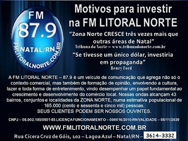 FM LITORAL NORTE - 87,9