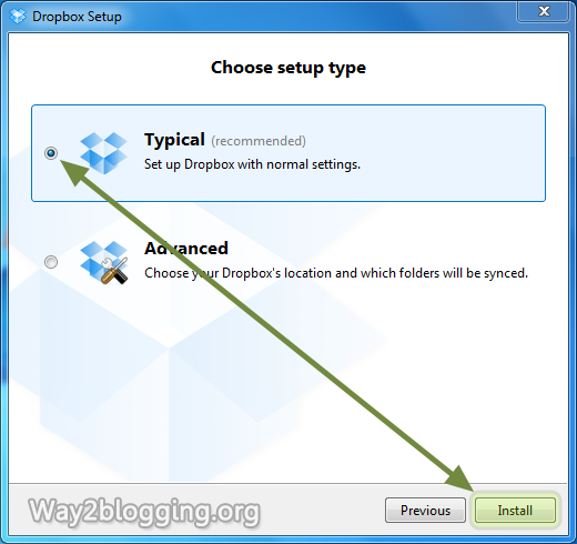How to Host Your Blogger Script and Files on DropBox for Free - Step6