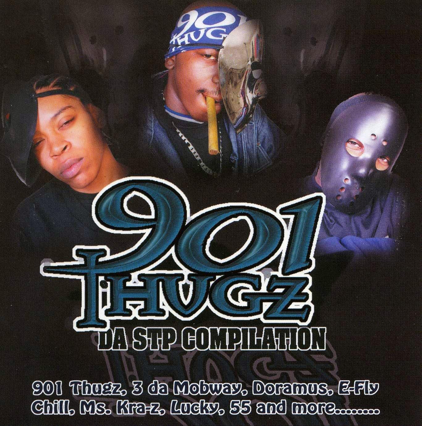 901 Thugz - Da STP Compilation