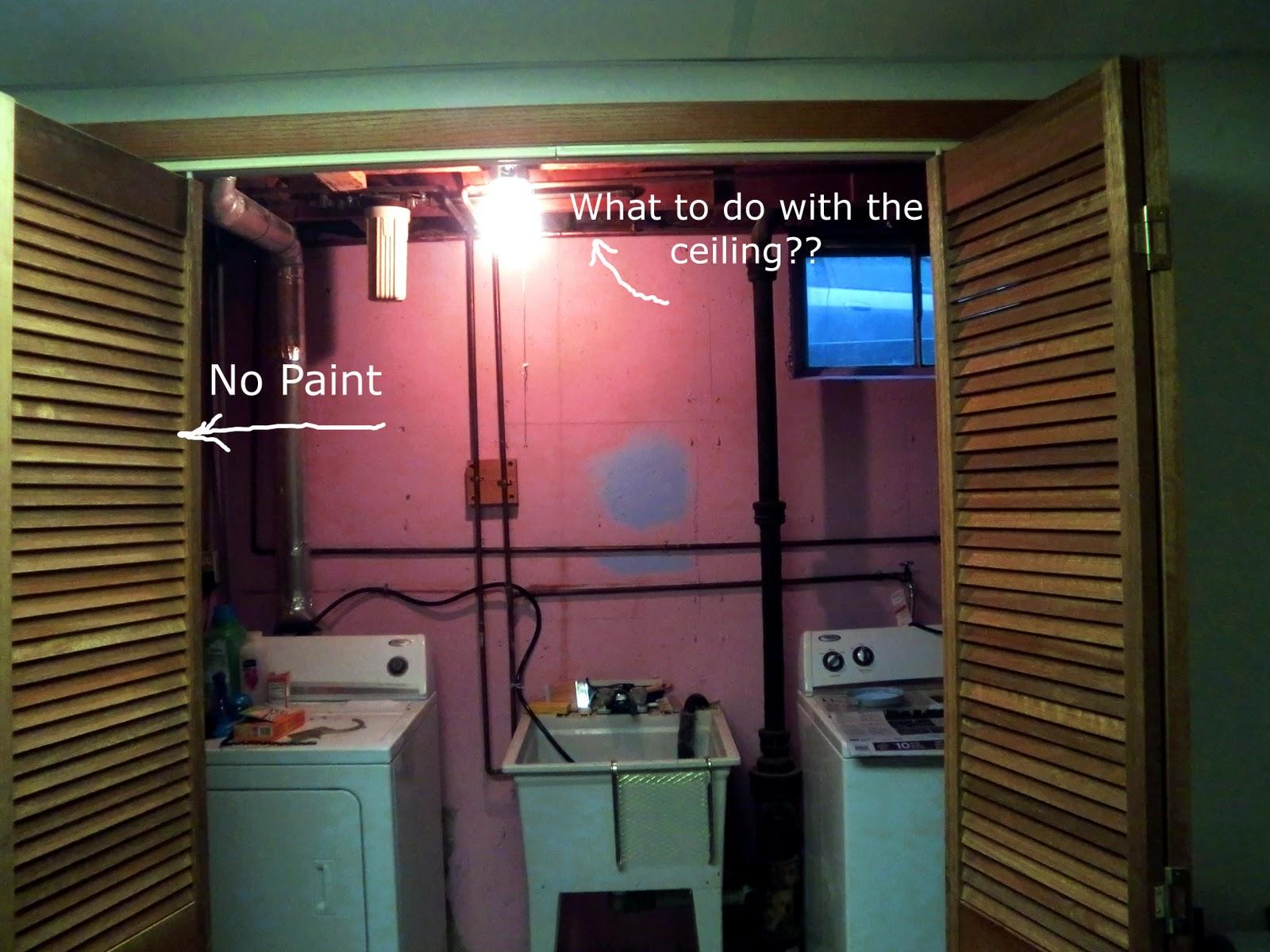 Basement Laundry Room Remodel basement laundry room ideas