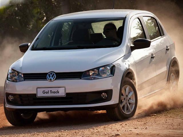 VW Gol Track 1.0 2016