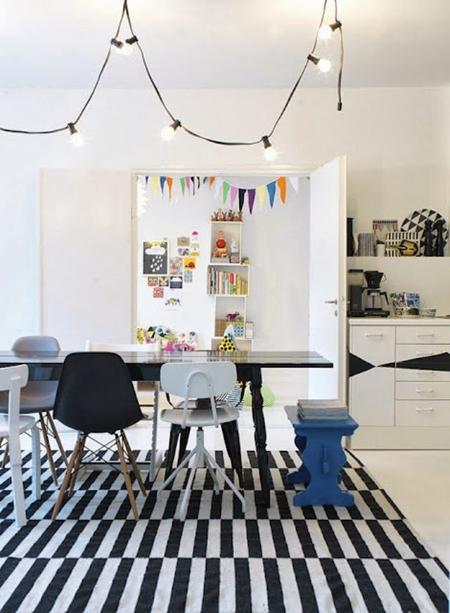 Ideas de decoración con bombillas