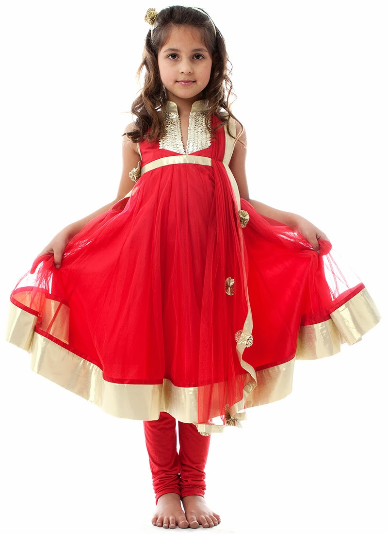 Suits indian for kids images